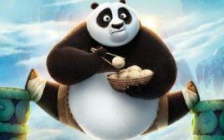 Кунг фу Панда 3 Мультфильмы для детей 2017