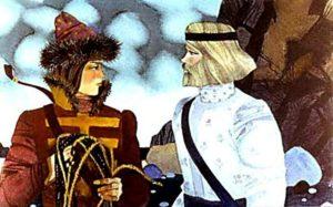 Иван-царевич и Белый Полянин